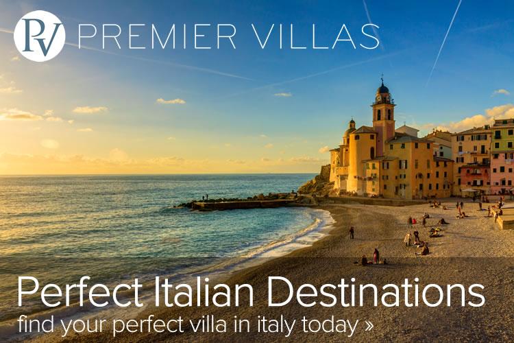 Our Italy Villas