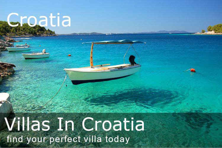 Our Croatia Villas