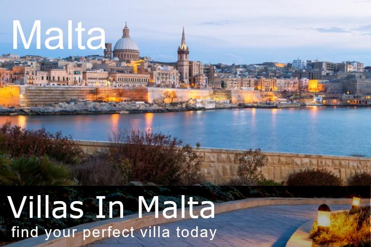 Our Malta Villas